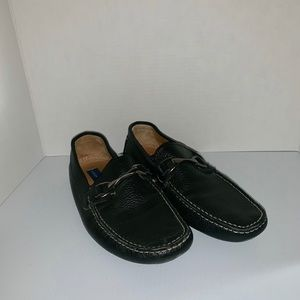 Giorgio Brutini leather driving loafers slip-ons